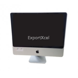 Refurbished Used Apple iMac 9,1 20-inch 2.66GHz Core 2 Duo / 4GB RAM / 320GB HDD