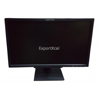 "Used Lenovo LCD Monitor 20"""
