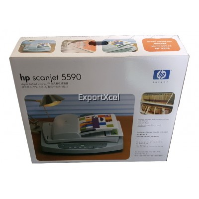 HP Scanjet 5590 Digital Flatbed Scanner (New in Box)