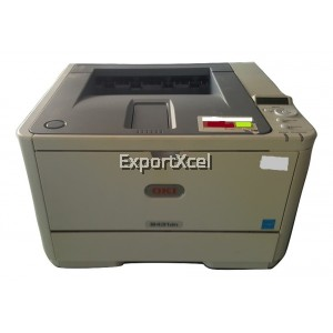 Used OKI B431DN A4 Mono Laser Printer with Used Toner