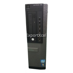 Refurbished Used Dell Optiplex 790 SFF Desktop/ Core i3-2100/ 4GB RAM/ 250GB HDD/ Win 7 Pro