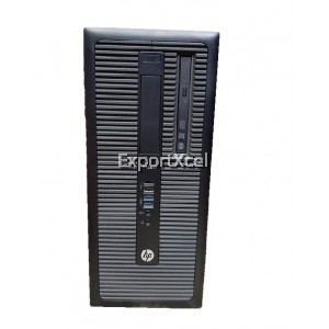 "Refurbished Used HP ProDesk 600 G1 (with 20"" LED Monitor)/ Core i5 (4th Gen)/ 4GB RAM/ 1TB Hard Disk"